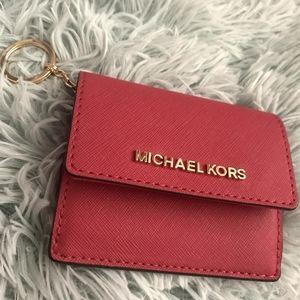 Michael Kors Card and key holder wallet